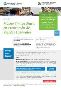 Master PRL CONSEJOMINAS (Oct-16)